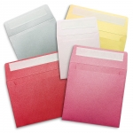 Pearlescent Coloured Envelopes