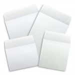 High Grade White CARD Envelopes