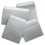 Metallic Coloured Envelopes