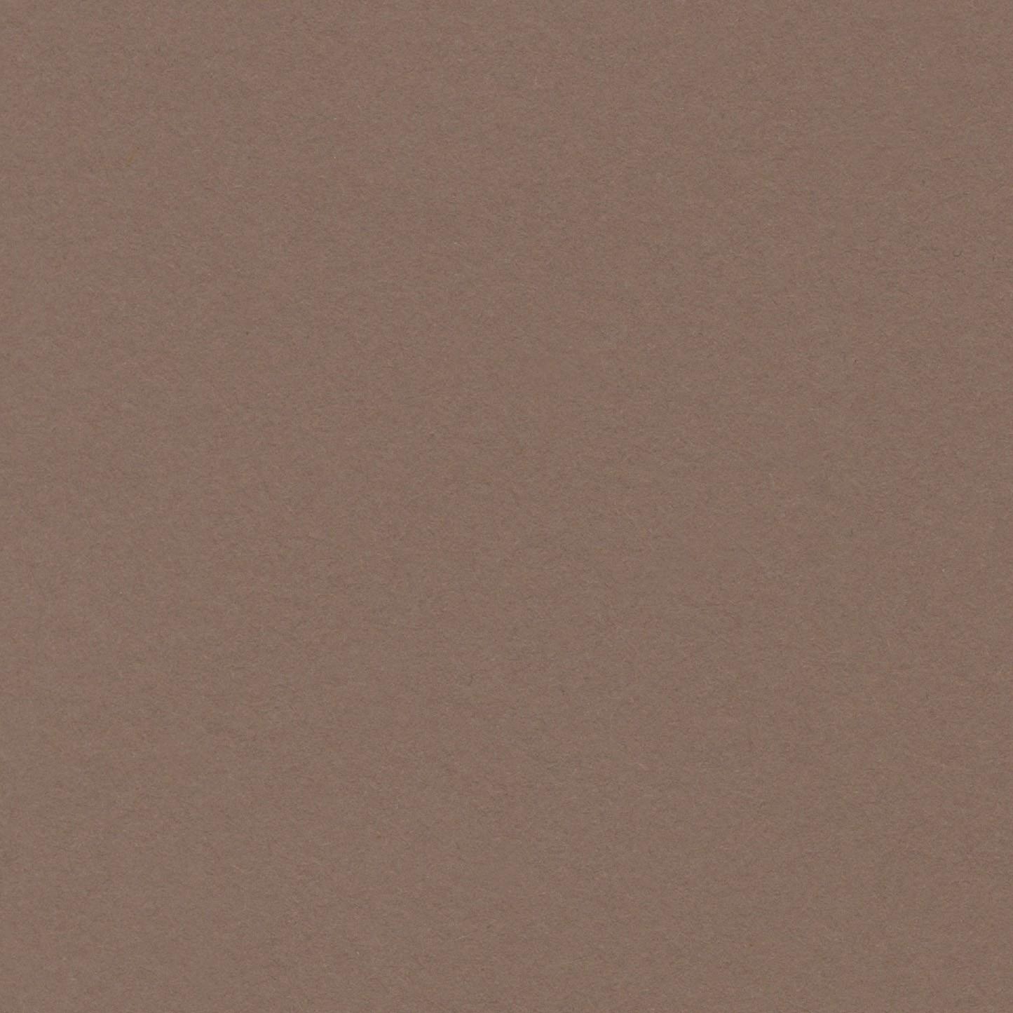 Brown - Mid Brown 135gsm