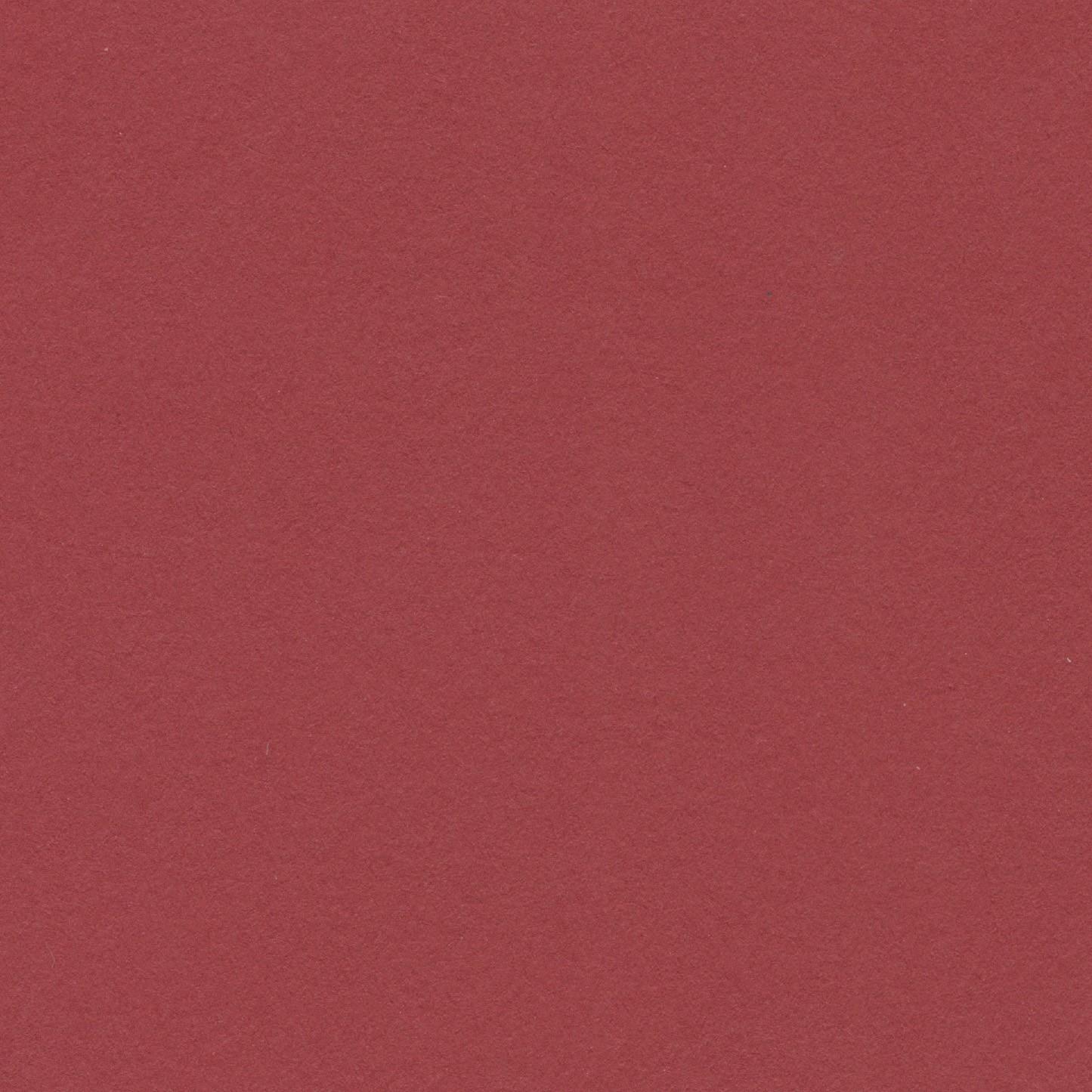 Red - Cinnabar 135gsm